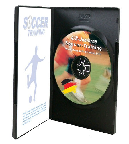 Fußballtraining Software A Junioren und B Junioren