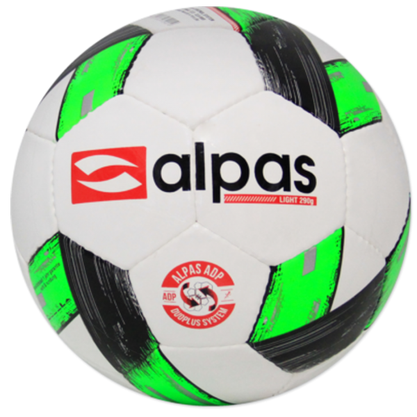 Kinderfußball Alpas Light 290 Gr.5