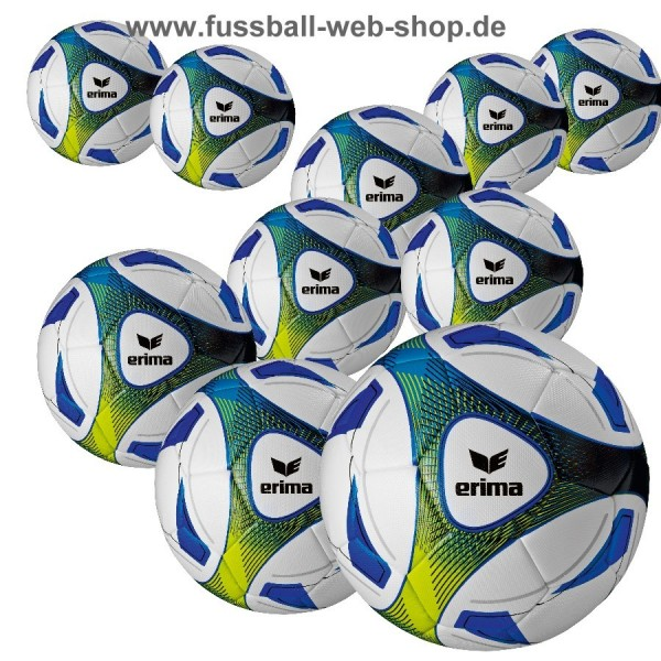 Ballpaket 10 Stck. ERIMA Hybrid Training Gr.5