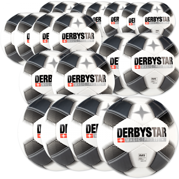 20 Stck. Derbystar Magic PRO TT im Ballpaket