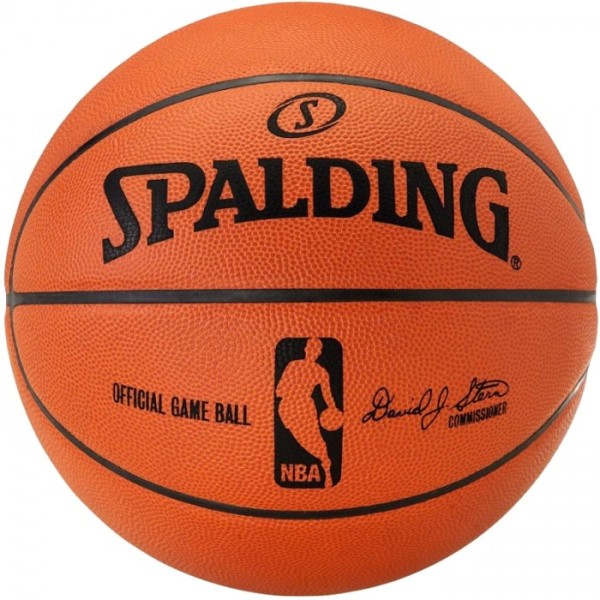 Spalding Basketball NBA Gameball