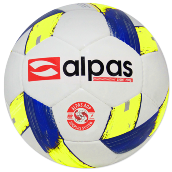 Kinderfußball Alpas light 290 Gr.4