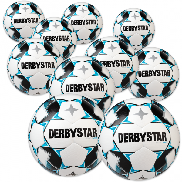 Derbystar Brillant light Ballpaket