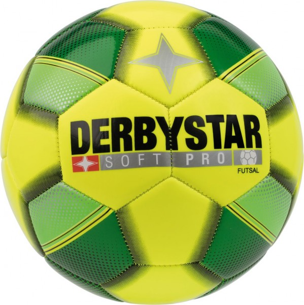 Derbystar Futsal Ball Soft Pro