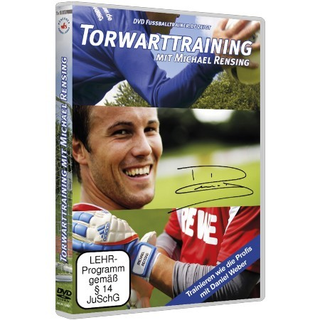 Torwarttraining mit Michael Rensing DVD