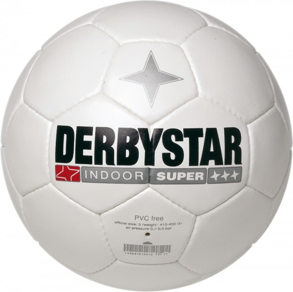 Hallenfußball Indoor Super Derbystar Gr.5