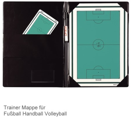 Trainer Mappe Fußball Handball Volleyball