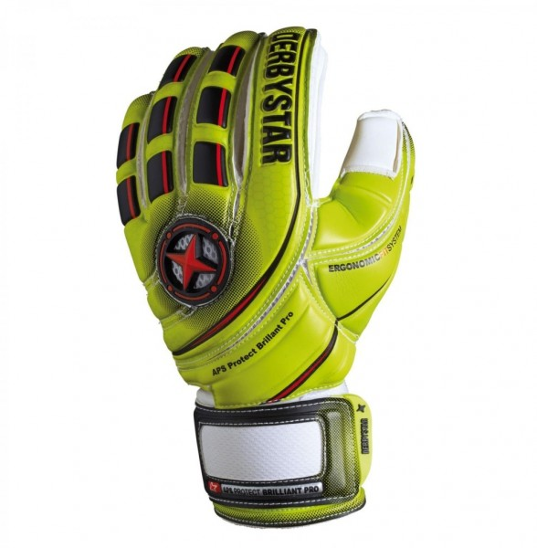 Derbystar Torwarthandschuhe APS Protect Brillant Pro Gr. 8