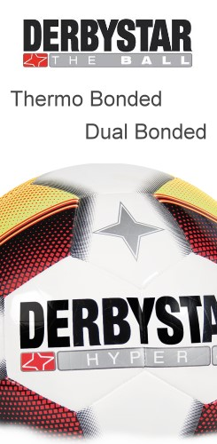 Thermo Bonded und Dual Bonded