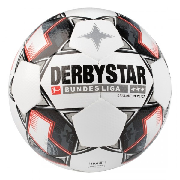 DERBYSTAR-Bundesliga-Brillant-Replica-light-Trainingsball-Jugend