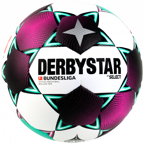 Derbystar Bundesliga Brillant 2020 2021 Spielball