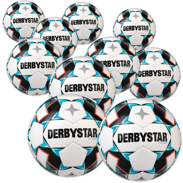 Derbystar Junior light Ballpaket
